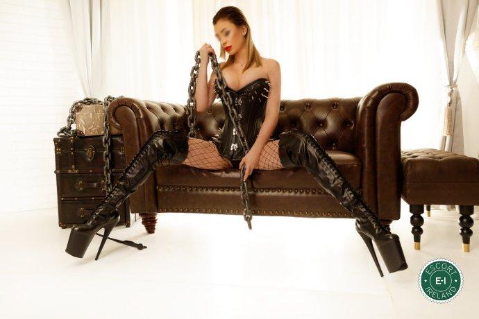 Meet Mistress Anastasia in Dublin 18 right now!