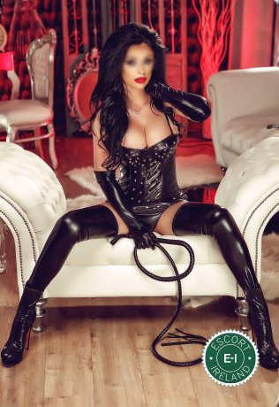 Mistress Anastasia is a sexy Greek dominatrix in Dundalk, Louth