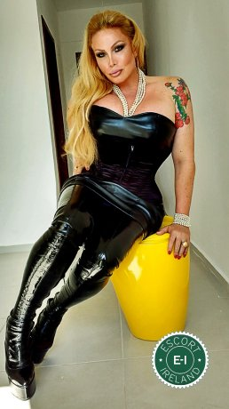 TS Brigitte Von Bombom is a sexy Italian dominatrix in Dublin 1, Dublin
