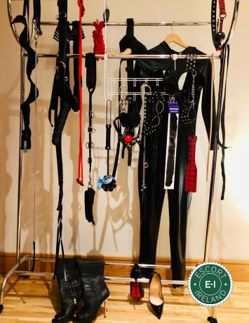 Mistress Anastasia is a top quality Greek Domination in Dublin 18