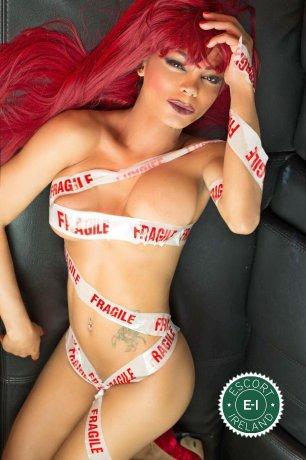 Jessika Fire TS is a sexy South American escort in Dublin 1, Dublin