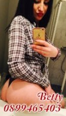 Meet the beautiful Betty in Galway City  with just one phone call