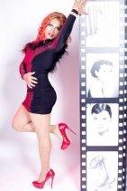 TV Penelope XXL - escort in Omagh