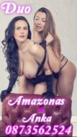 Amazonas & Anka - escort in Cork City
