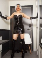 TV Angel Dominatrix  - domination in Tralee