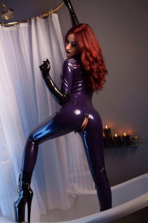 Mistress Amanda - domination in IFSC