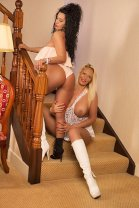 Melanie & Mature Sophia - duo escort in Santry