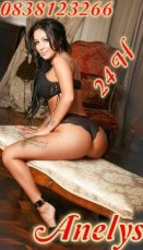 Anelys is a super sexy Czech Escort in Santry