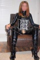 Mistress Margarette Bua  - female dominatrix in Temple Bar